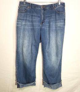 Jennifer Lopez   Women's Capri Jeans Size 16 W